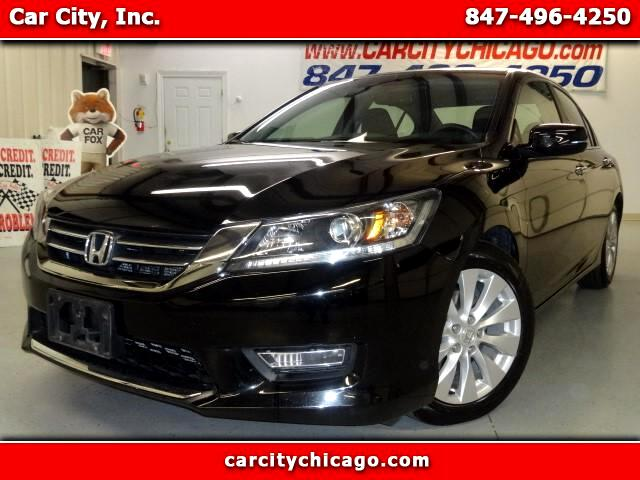 2013 Honda Accord EX-L FULLY LOADED EXTRA CLEAN LOW MILES