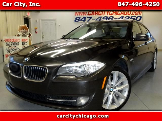 2011 BMW 5-Series 535XI SPORT PACKAGE LIKE NEW CONDITION