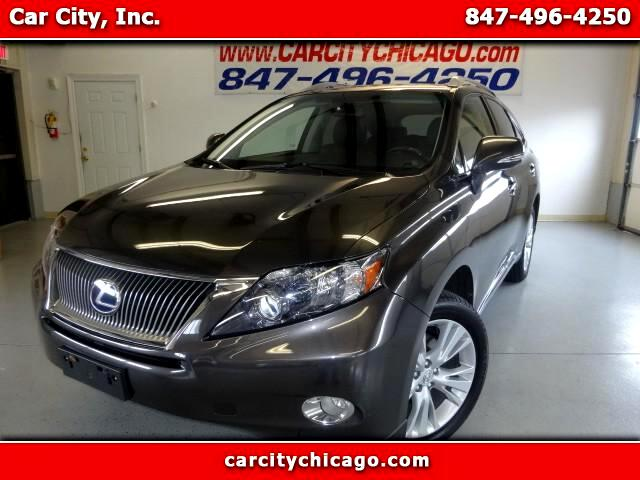 2010 Lexus RX 450h AWD 1OWNER LOW MILES