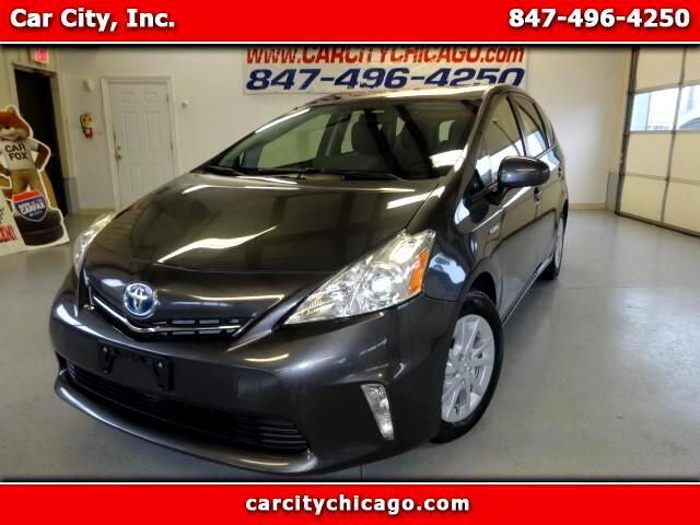 2013 Toyota Prius V THREE LOW MILES DRIVES GREAT