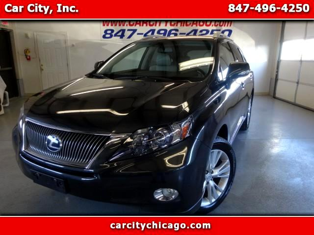 2010 Lexus RX 450h AWD 1OWNER WELL MAINTAINED HYBRID