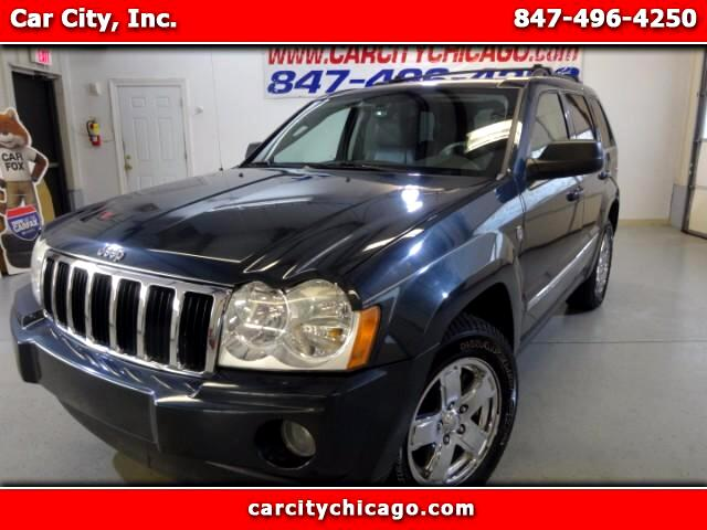 2006 Jeep Grand Cherokee Limited 4WD