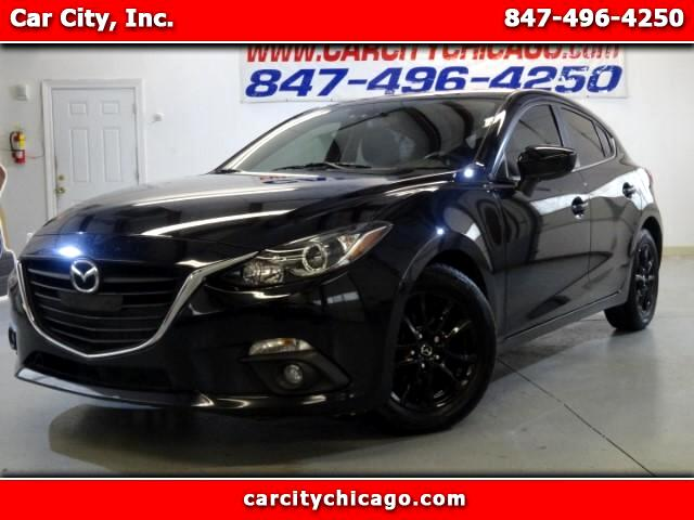 2015 Mazda MAZDA3 i Grand Touring MT 5-Door
