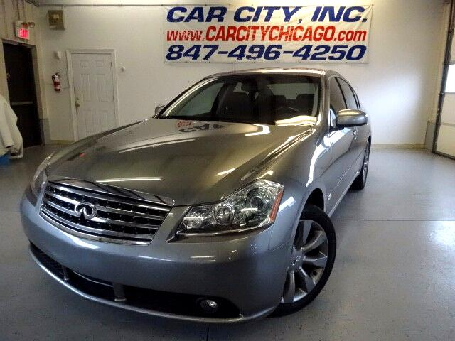 2006 Infiniti M 35x 4WD CLEAN CARFAX NAVIGATION AWD TV-DVD