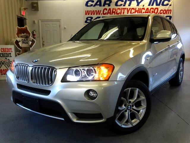 2012 BMW X3 xDRIVE 35I LIKE NEW CONDITION LOADED