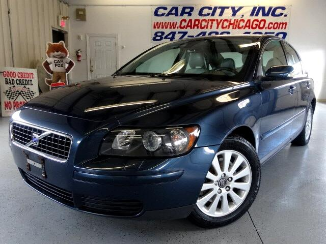 2005 Volvo S40 2.4I 1OWNER LOW MILES LOADED