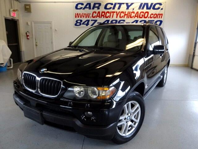 2004 BMW X5 3.0L 1OWNER EXTRA CLEAN