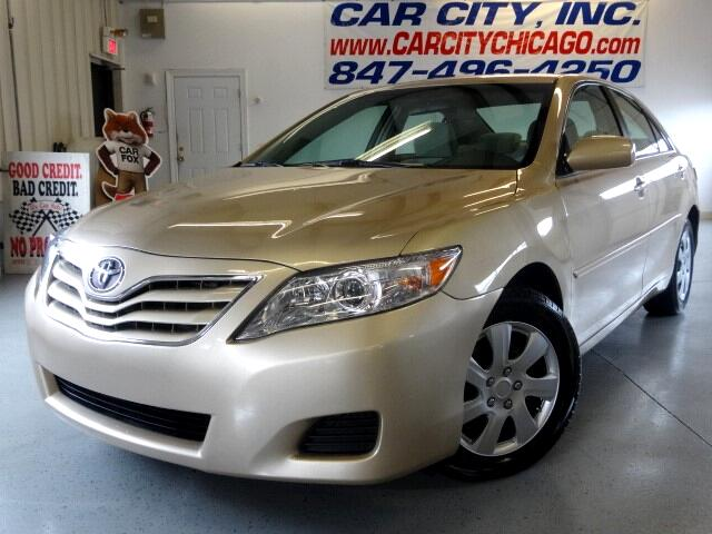 2010 Toyota Camry LE 1OWNER ONLY 52K DRIVES GOOD