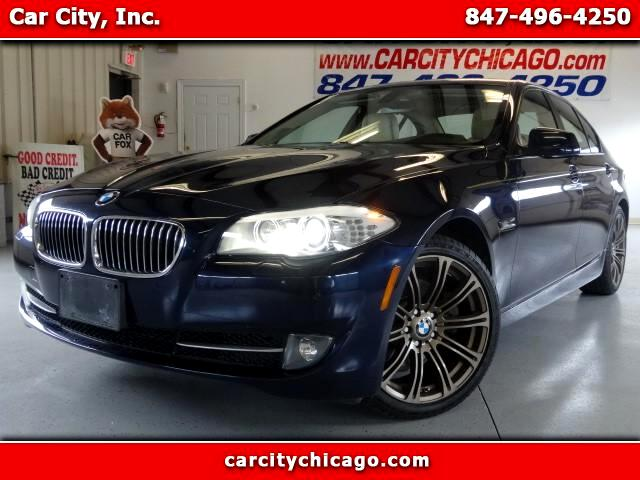 2012 BMW 5-Series 528XDRIVE 1OWNER LOW MILES EXCELLENT CONDITION