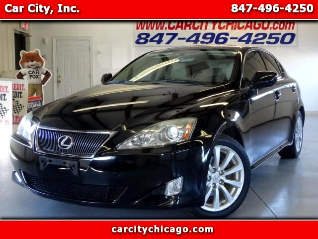 2008 Lexus IS IS 250 AWD EXTRA CLEAN IN AND OUT