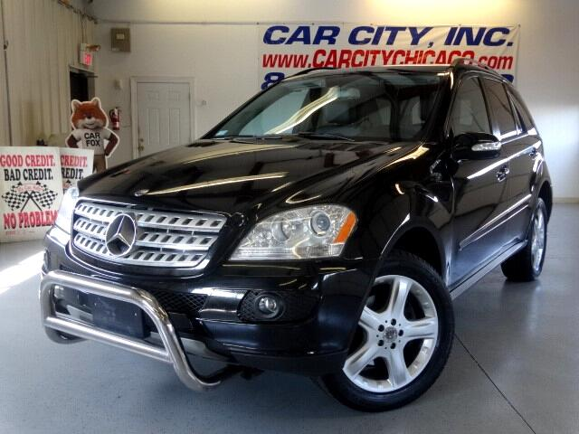 2008 Mercedes-Benz M-Class ML350 4 MATIC NAVIGATION DVD ONLY 77K