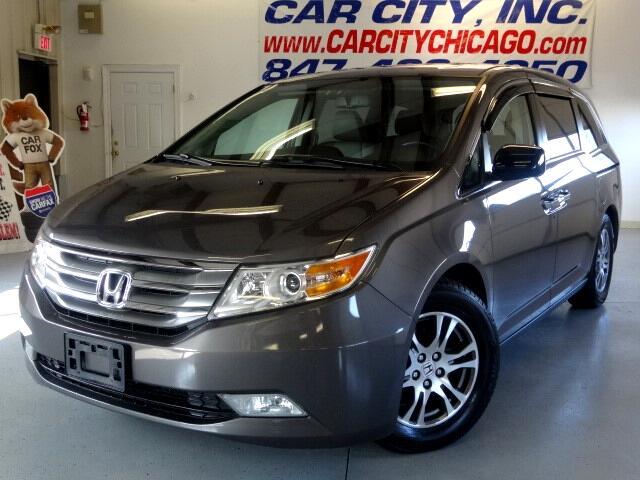 2013 Honda Odyssey EX-L LEATHER DVD LOW MILES