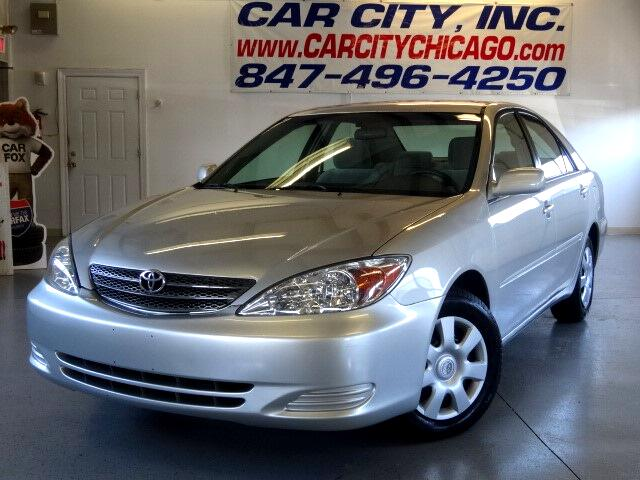 2003 Toyota Camry LE 1OWNER CAR LOW MILES EXTRA CLEAN