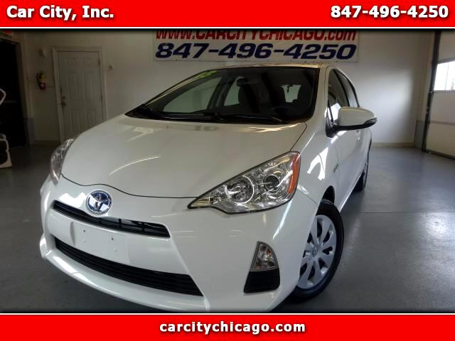 2013 Toyota Prius c Two 1Owner Low Miles Clean Carfax