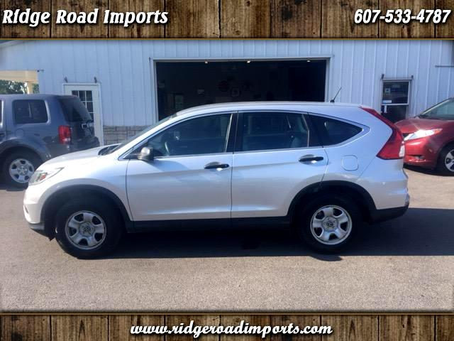 2015 Honda CR-V LX 4WD AT