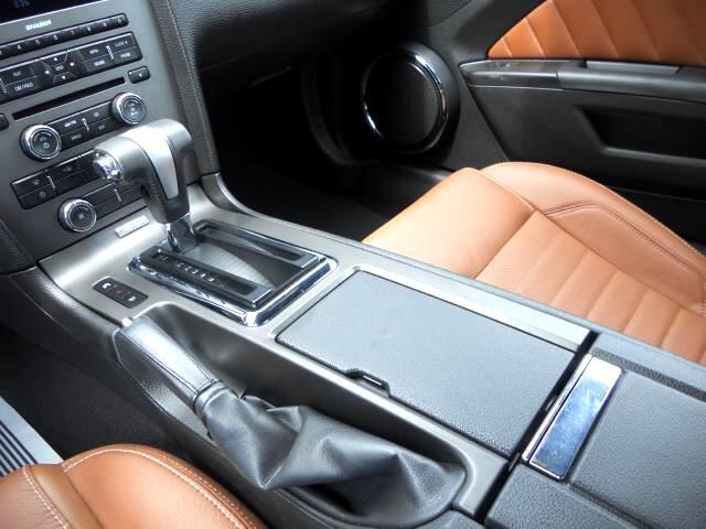 2010 Ford Mustang Premium Convertible