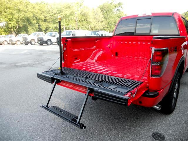 2012 Ford F-150 FX4 SuperCrew 5.5-ft. Bed 4WD
