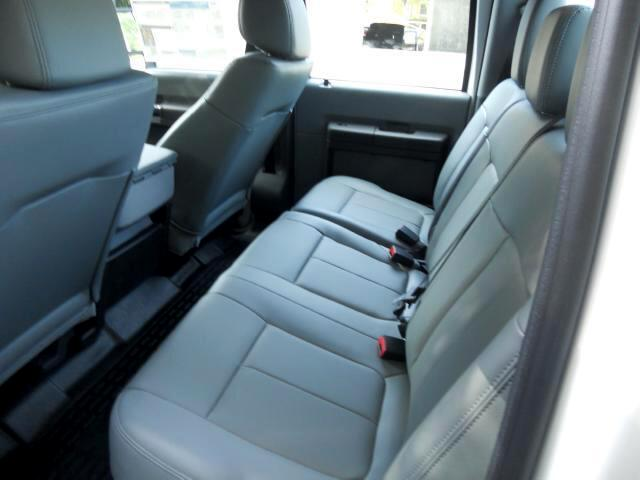 2012 Ford F-350 SD XL Crew Cab Long Bed 4WD