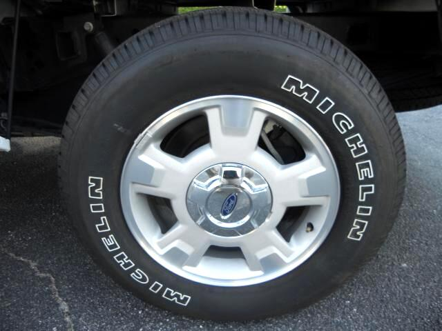 2012 Ford F-150 XLT SuperCrew 2WD