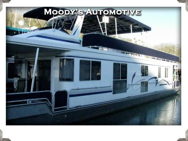 2004 Thoroughbred Motorsports Houseboat 17x69