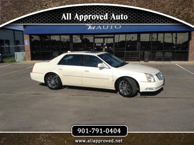 2009 Cadillac DTS Performance