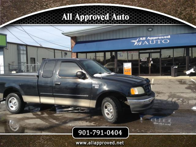 "All Approved Auto >> Used 2003 Ford F-150 2WD SuperCab 145"" XLT for Sale in"