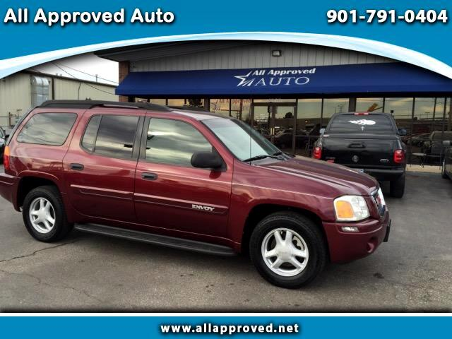 All Approved Auto >> Used 2004 GMC Envoy XL for Sale in MEMPHIS TN 38128 All