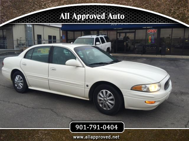 All Approved Auto >> Used 2004 Buick LeSabre Custom for Sale in MEMPHIS TN