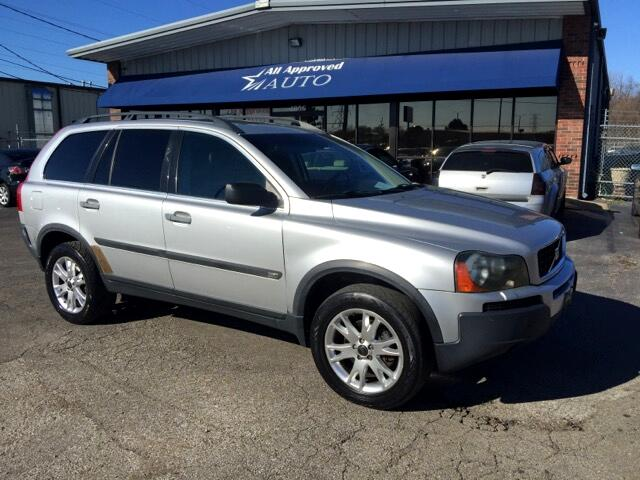All Approved Auto >> Used 2003 Volvo XC90 for Sale in MEMPHIS TN 38128 All