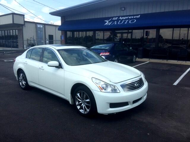 All Approved Auto >> Used 2008 Infiniti G35 x AWD for Sale in MEMPHIS TN 38128