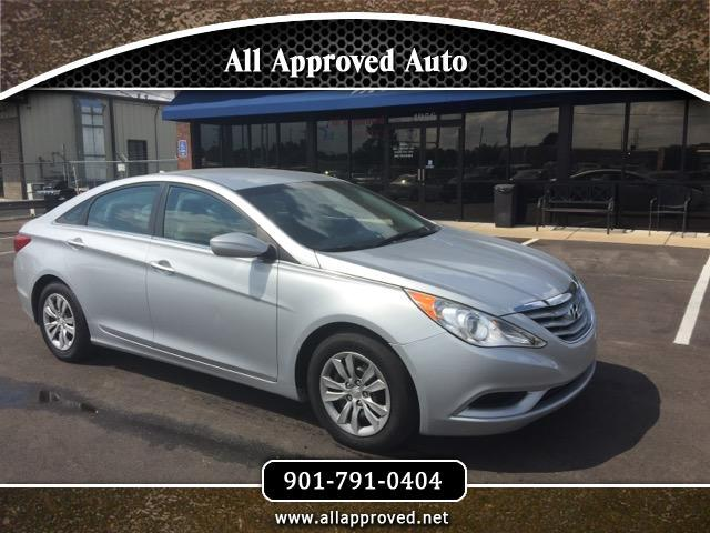 All Approved Auto >> Used 2012 Hyundai Sonata GLS Auto for Sale in MEMPHIS TN