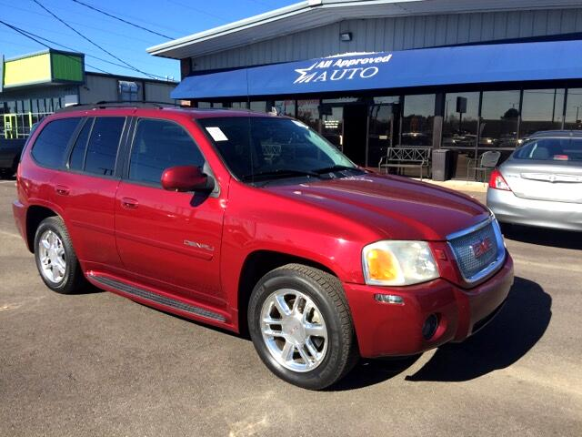 used 2007 gmc envoy denali 2wd for sale in memphis tn. Black Bedroom Furniture Sets. Home Design Ideas