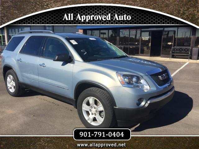 All Approved Auto >> Used 2008 GMC Acadia SLE-1 FWD for Sale in MEMPHIS TN