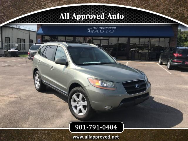 All Approved Auto >> Used 2009 Hyundai Santa Fe Limited AWD for Sale in MEMPHIS