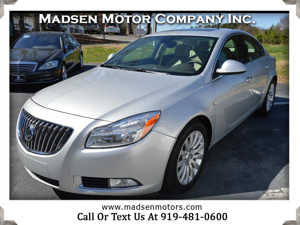 2011 Buick Regal CXL - 4XL