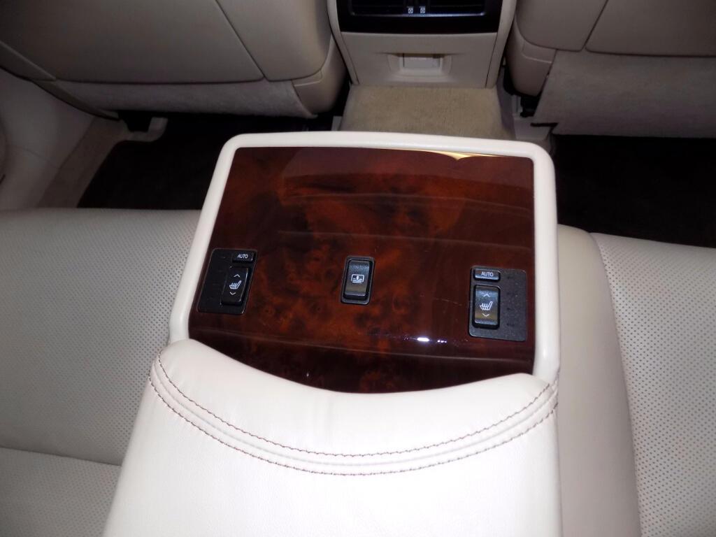 2015 Lexus LS 460 Luxury Sedan AWD