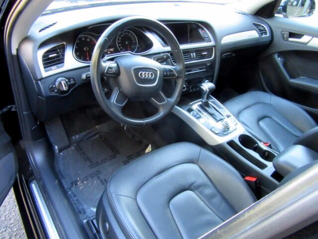 2013 Audi A4 2.0 T PREMIUM PLUS
