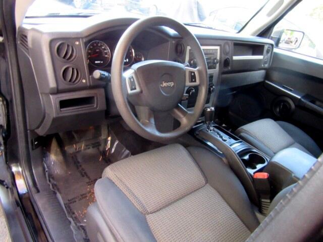 2008 Jeep Commander Sport 4WD