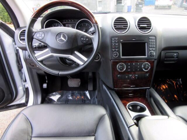 2011 Mercedes-Benz M-Class ML350 4MATIC