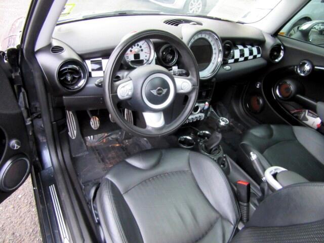 2009 MINI Clubman S