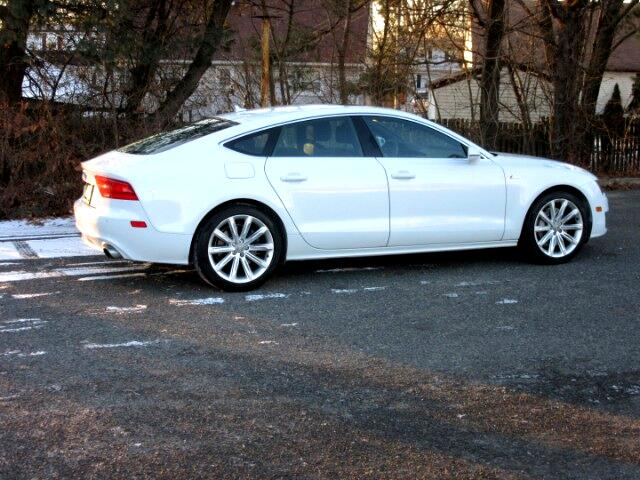 2012 Audi A7 Super Charged Premium Plus Quattro