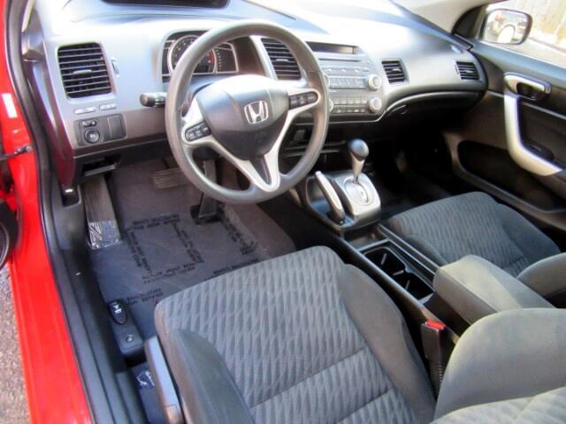 2011 Honda Civic EX Coupe 5-Speed AT