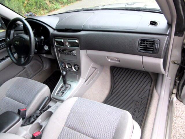 2006 Subaru Forester 2.5X