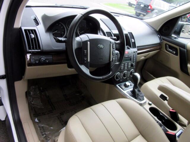 2012 Land Rover LR2 HSE