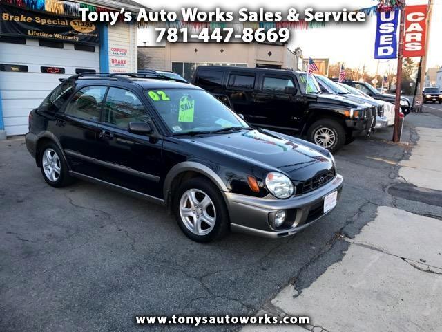 2002 Subaru Outback Sport