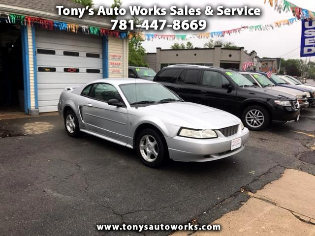 2003 Ford Mustang Deluxe Coupe