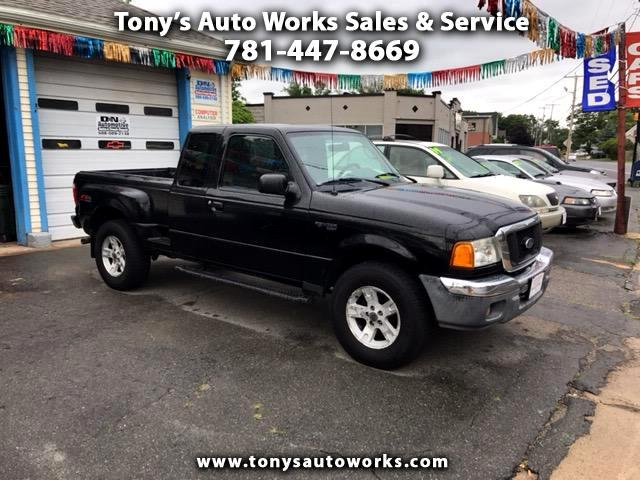 2004 Ford Ranger FX4 Off-Road SuperCab 4 Door