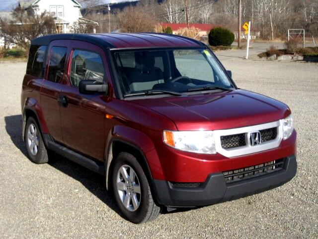 2010 Honda Element EX 4WD 4-spd AT
