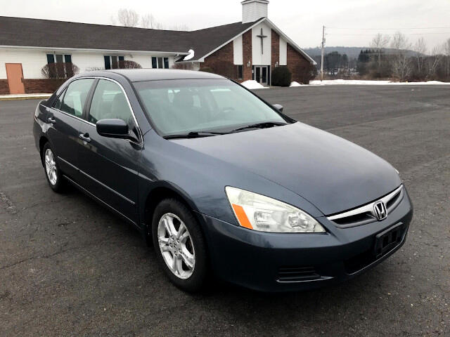2007 Honda Accord LX SE Sedan