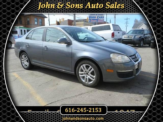 2007 Volkswagen Jetta Value Edition 2.5L